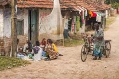 Life in rural India Royalty Free Stock Photography