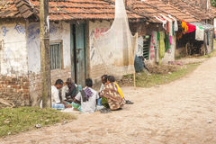 Life in rural India Royalty Free Stock Photo