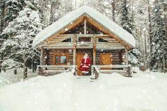The daily life of Santa Claus.