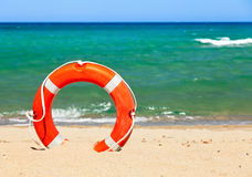 Life saver Royalty Free Stock Image