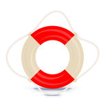 Life saver icon Stock Photography