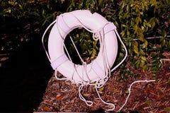 Life saver ring Stock Photo