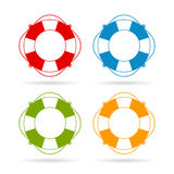 Life saver vector ring icon Stock Photo