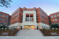 Life Sciences building. On the campus of the University of Georgia stock photography