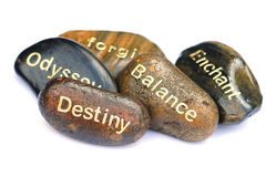 Life stones Royalty Free Stock Images