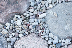 Life of stones Royalty Free Stock Photo