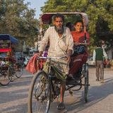 Life on the streets of Delhi Stock Photography