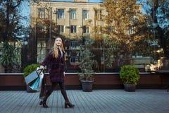 Life style walks royalty free stock photography