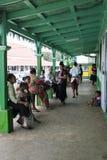 Life in Tonga Stock Image