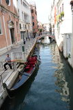 Daily life in Venice Royalty Free Stock Photography