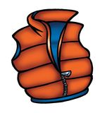 Life vest Royalty Free Stock Images