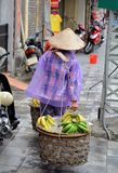 Life of vietnamese street Royalty Free Stock Images