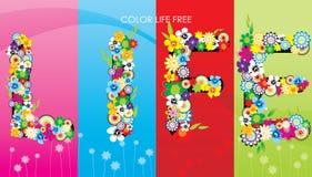 Life word Stock Photos
