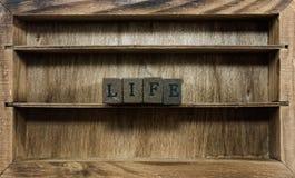 Life word Royalty Free Stock Image
