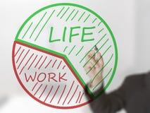 Life/ Work balance Stock Image