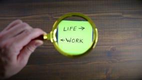 Life Work balance. Career, education, family and health concept