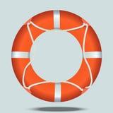 Lifebelt or lifebuoy Stock Images
