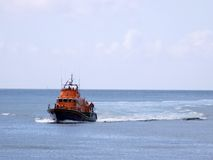 Lifeboat Stock Image