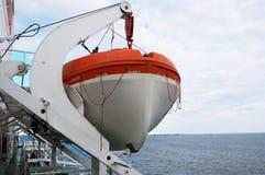 lifeboat Стоковое Изображение