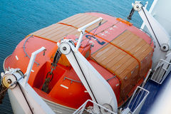 Lifeboat Royalty Free Stock Image
