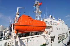 lifeboat Arkivfoto