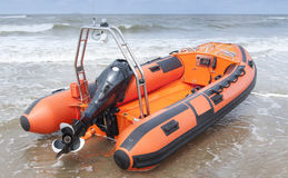 Lifeboat Royaltyfria Foton