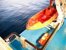 Lifeboat Royalty Free Stock Image