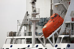 Lifeboat Obraz Royalty Free