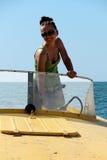Lifeboat Obraz Stock