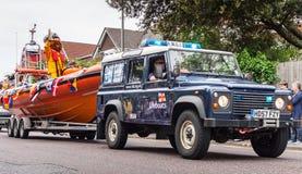 Lifeboat royaltyfri fotografi