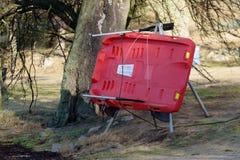 Lifeboat Zdjęcia Stock