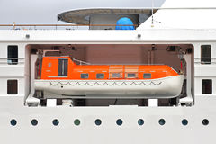 Lifeboat Stock Image
