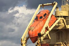 Lifeboat Stock Images