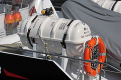 Lifeboat (shipboard) Stock Image
