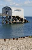 Lifeboat station at Selsey. Sussex. UK Stock Images