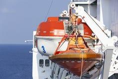 lifeboats immagini stock libere da diritti