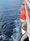 lifeboats Royaltyfri Bild