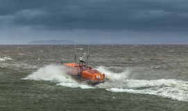 Lifeboats Royalty Free Stock Image
