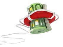 lifebouy euro stock illustrationer