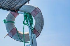 Lifebuoy για τη διάσωση στοκ φωτογραφίες
