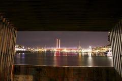 Lifebuoy Μελβούρνη Στοκ φωτογραφίες με δικαίωμα ελεύθερης χρήσης
