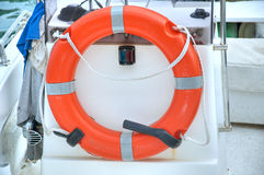 Lifebuoy. Royalty Free Stock Photo
