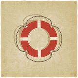 Lifebuoy标志 库存图片