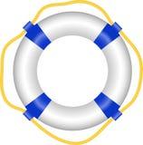 lifebuoy Photographie stock libre de droits