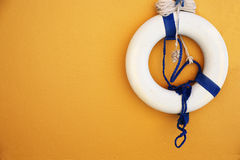 Lifebuoy. Royalty Free Stock Photos