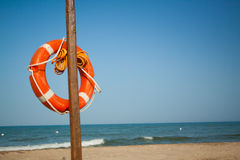 Lifebuoy Stock Photography