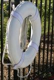 Lifebuoy branco Imagem de Stock