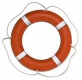 lifebuoy cirkel Arkivbilder