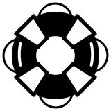 Lifebuoy - Icon Royalty Free Stock Image