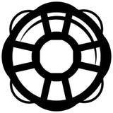 Lifebuoy - Icon Royalty Free Stock Photo